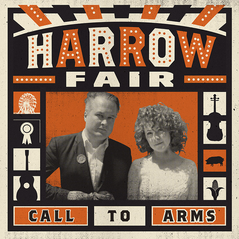 harrow fair album cover artwork