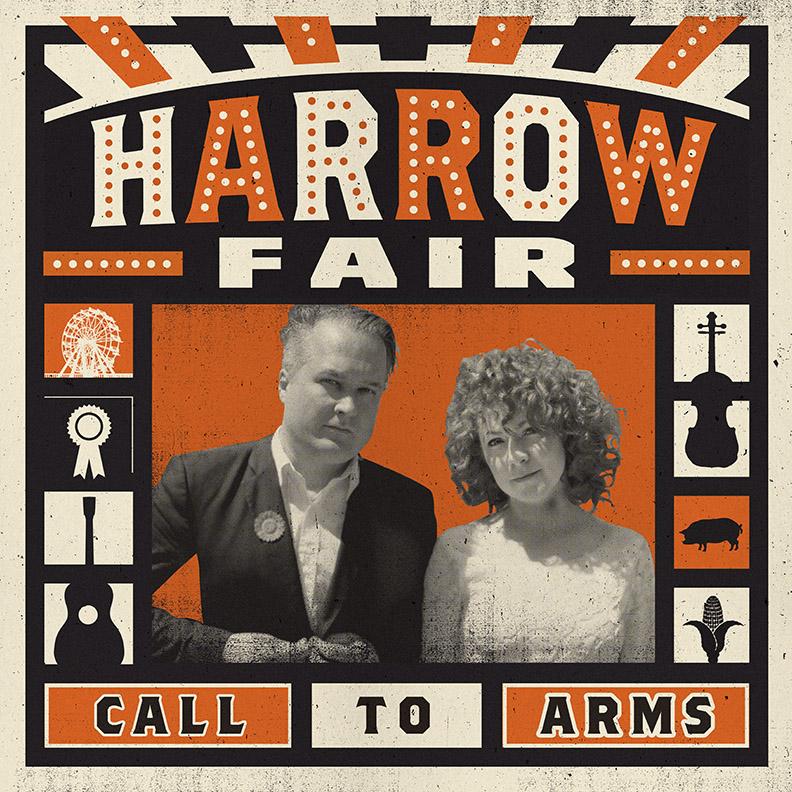 harrow fair album cover artwork